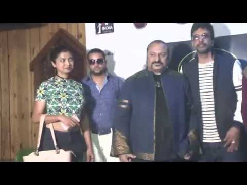 Karaoke World Championships Grand Finale  press conference at TAP Resto Bar Andheri