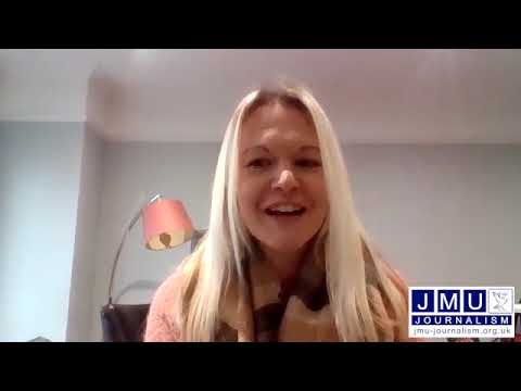 Councillor Nina Killen talks Marine FC