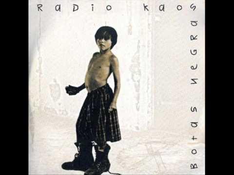 Radio Kaos -  Abril
