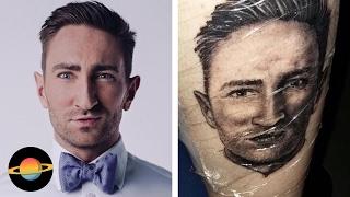 10 obciachowych tatuaży, których nie chciałbyś mieć