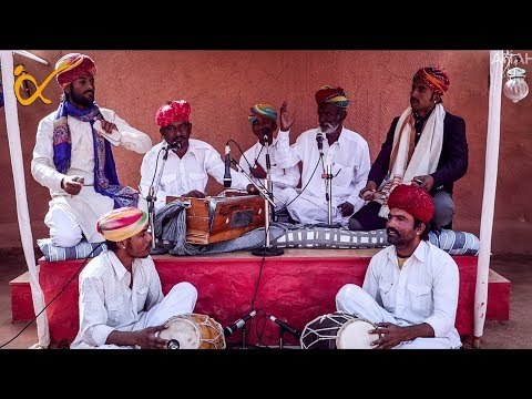Gaffur Khan - Antario (Anahad Foundation - Folk Music Rajasthan)