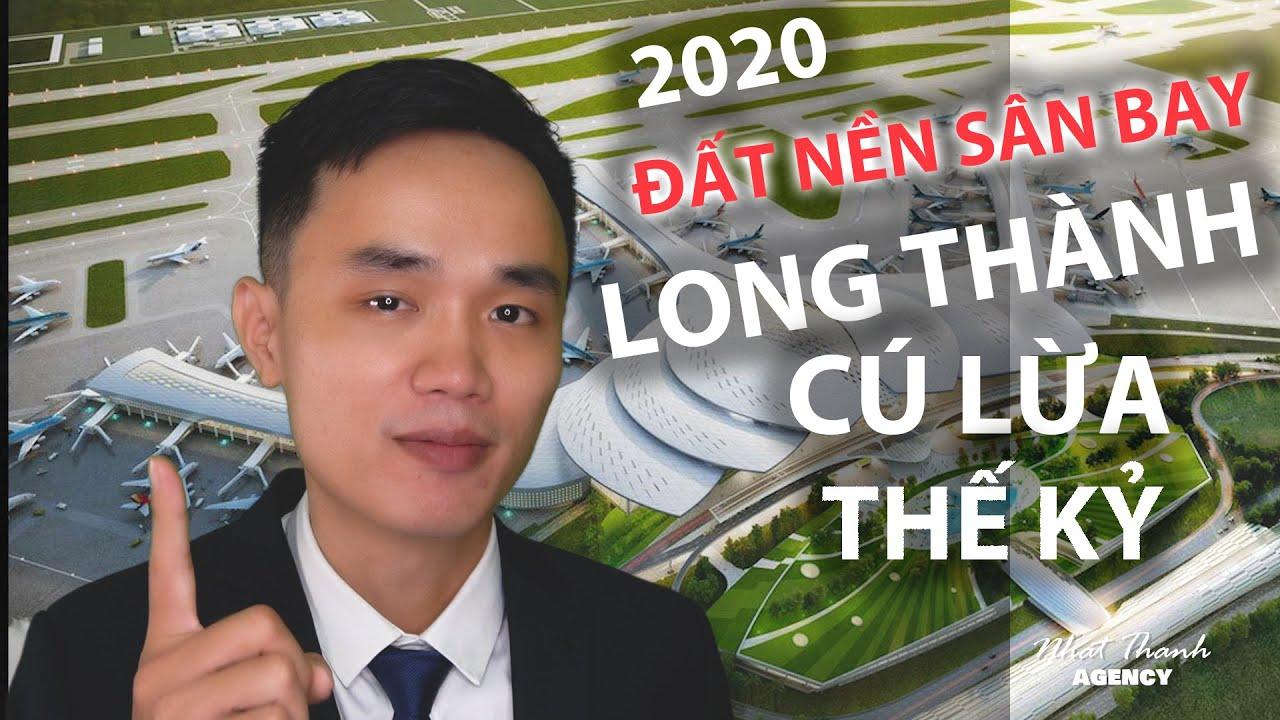 Đất Nền Sân Bay LONG THÀNH Là Cú Lừa