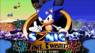 Sonic Time Twisted - Special Stage Future Music Extended