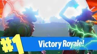 THE WIZZARD E GALATTICOS, IL DUO SPAZIALE! Vittoria reale ! Fortnite Battle Royale
