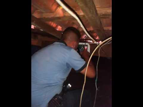 Filmando o parceiro de  trab .. configurar central cs gsm