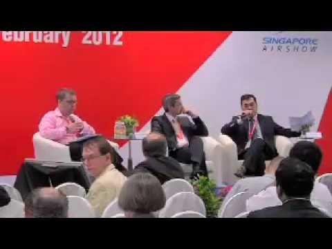 Singapore Airshow 2012 - SEA Aviation Business Forum Panel.mov