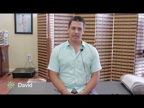Wellness Center of Plymouth - David P Testimonial