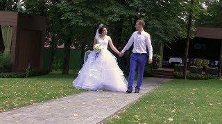 Небольшой отрывок из одной замечательной свадебной истории Сергей и Анна Свадебная видеосъёмка.