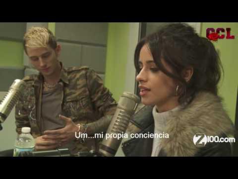 Camila Cabello & Machine Gun Kelly Talk Bad Things (SUBTITULADO)