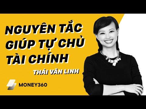 [TQKS] 5 nguyên tắc để tự chủ tài chính của Chuyên gia Thái Vân Linh | The Quoc Khanh Show