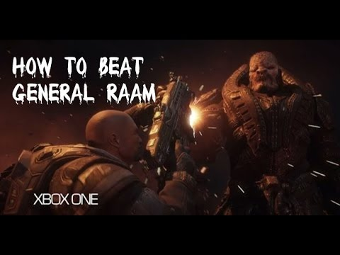 Easy Way To Beat RAAM, Gears Of War Ultimate Edition