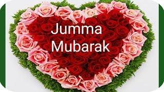 💕💕Jumma mubarak Dua Latest whatsapp status💕💕by shine my heart