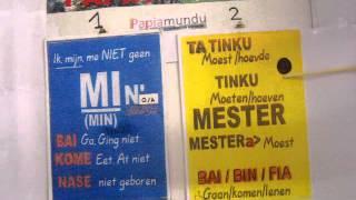 Les 4 - Papiamundu - Deel 2/3 - Papiaments leren