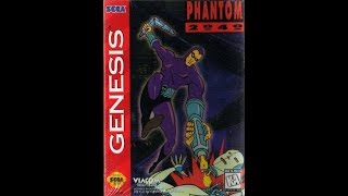 Phantom 2040 Прохождение с озвучкой на хорошую концовку (Sega Rus)