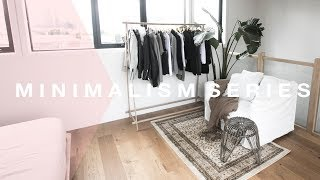 Newly created Roomtour video from Rachel Aust: What I Wish I Knew Before Starting Minimalism [Minimalism Series]