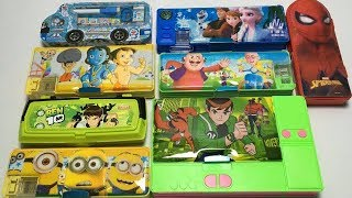 My Latest Cheapest Pencil Box Collection