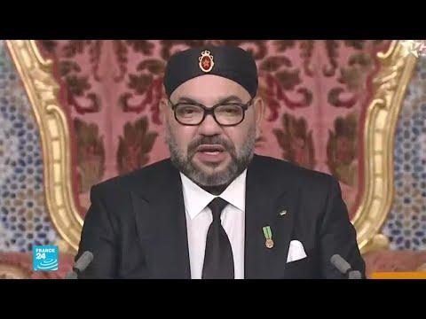 الملك محمد السادس يجدد التزام المغرب بمقترح -الحكم الذاتي- لحل نزاع الصحراء الغربية  - 13:55-2019 / 11 / 8