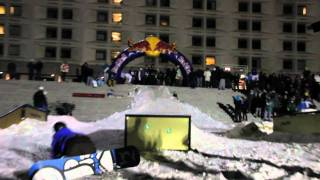 Umass Rail Jam (Metawampe Stomp) {SnowRiders Edit}