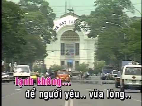 (karaoke) Tau dem nam cu. Huu Tam & Kim thoa . (TAN CO)