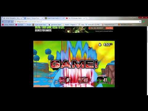 kbhgames super smash flash