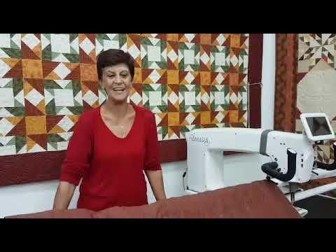Depoimentos do Workshop introdutório a longarm Handi Quilter Amara