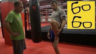 Удары коленями в тайском боксе — урок Андрея Басынина по ударам коленями в муай тай