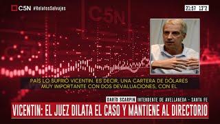 Vicentin: El juez dilata el caso y mantiene al directorio