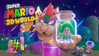 Super Mario 3D World Multijugador en Esp...