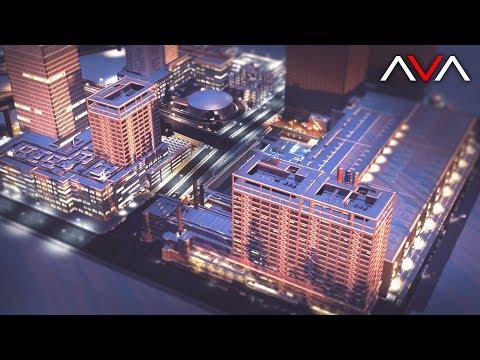 Cities: Skylines  AVALON 8  Massive Freight Terminal