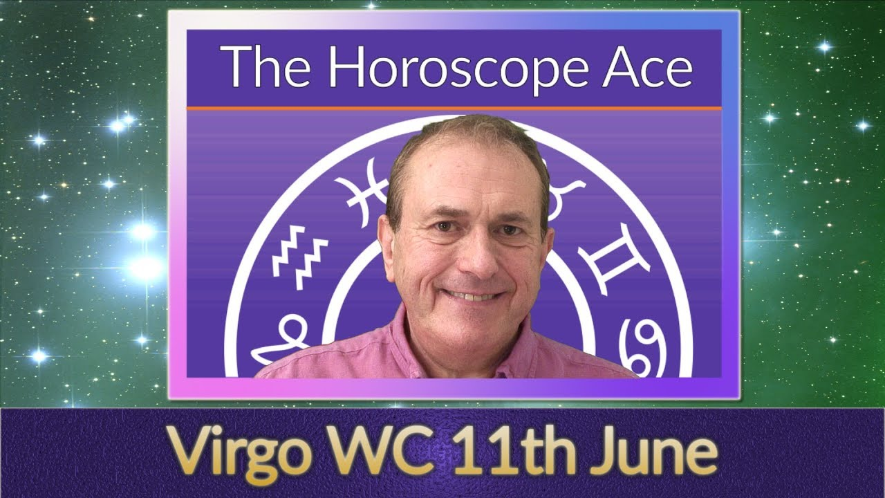 Virgo Weekly Horoscope from 11th June - 18th June