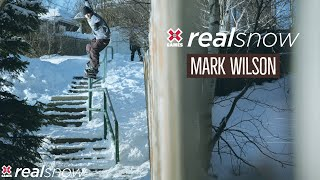 Mark Wilson: REAL SNOW 2020 | World of X Games