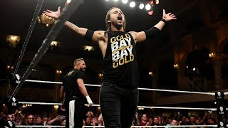 NXT battles NXT UK tonight at WWE Worlds Collide