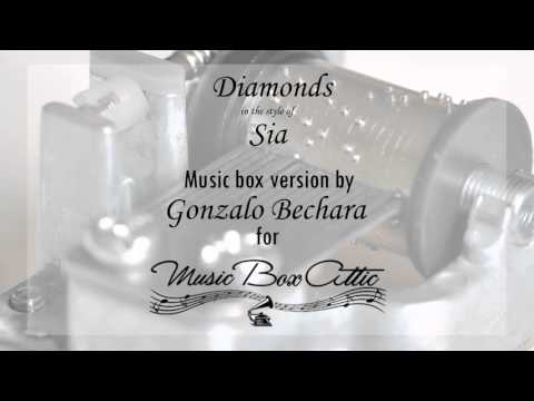 Diamonds by Sia - Music Box Version
