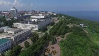 Ульяновск с высоты птичьего полета.(, 2016-07-03T20:59:46.000Z)