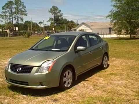 Used car dealer Gainesville, OCALA, FL.08 NISSAN SENTRA LOADED CALL FRANCIS (352)-745-2019