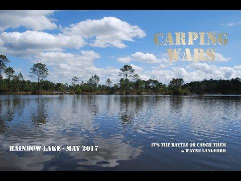 Rainbow Lake - May 2017 - Carping Wars
