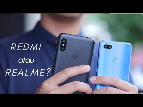 Xiaomi Ditantang Anak Baru - Xiaomi Redmi Note 6 Pro Vs Realme U1