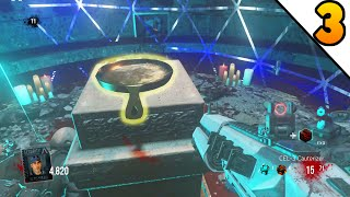 """Exo Zombies"" Infection Easter Egg Tutorial - Blood Sacrifice Pan - Step 3 Guide (Advanced Warfare)"