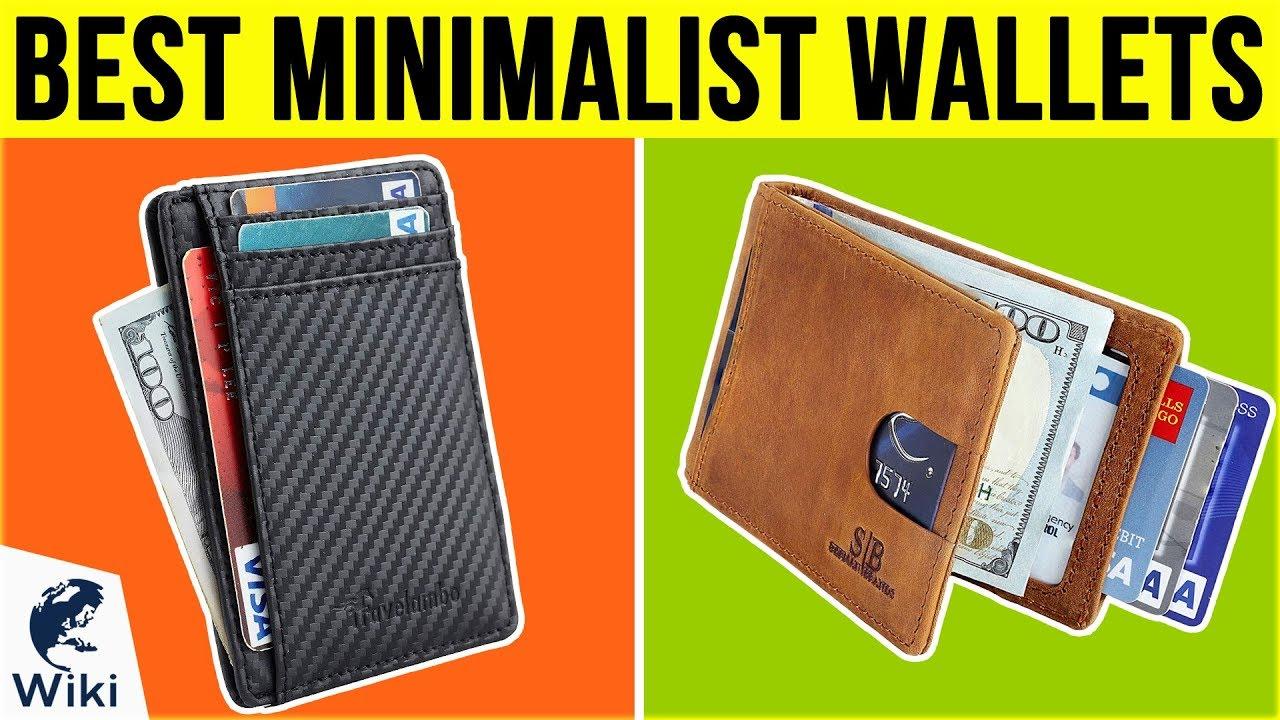 Best Wallets 2019 10 Best Minimalist Wallets 2019   YouTube