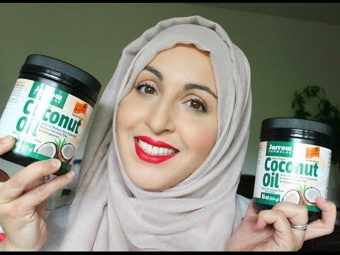 Beauty Uses for Coconut Oil  |  فوائد زيت جوز الهند