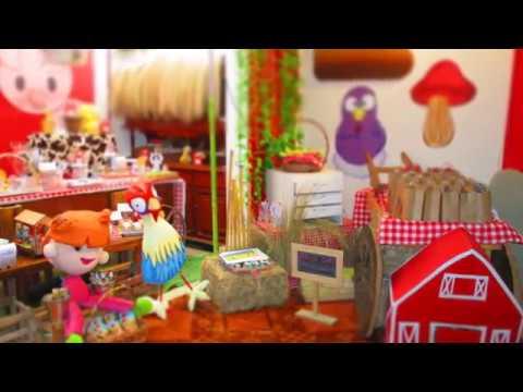 Granja De Zenon Decoraciones De Fiestas Granja De Zenon Youtube