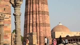 Delhi, India - Qutab Minar