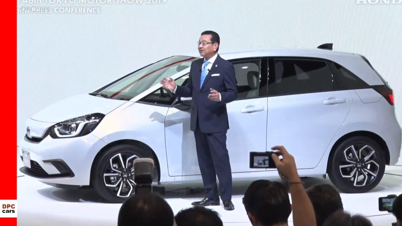 Honda Fit 2020 Review.2020 Honda Fit Unveiling