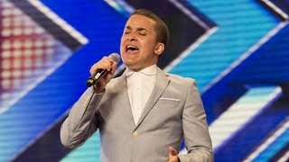 Download Jahmene Douglas' audition - Etta James' At Last- The X Factor UK 2012