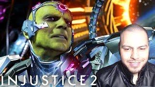 Injustice 2: Shattered Alliances Part 5 REACTION! - Injustice 2