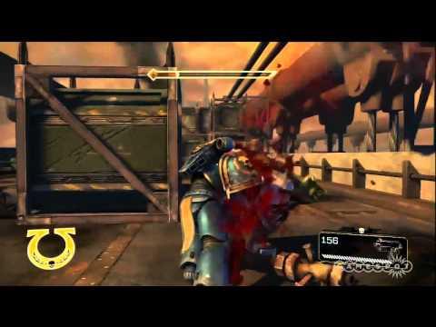GameSpot Reviews - Warhammer 40,000: Space Marine (PC, PS3, Xbox 360)
