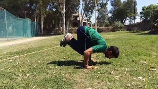 Tuck planche pushups.