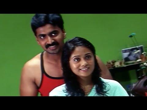 Prajin, Sara Romantic Scene - Saa Boo Thiri Movie Scenes