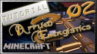 Minecraft Mod Tutorial: Applied Energistics 2 -02- Canales de datos! - (En Español)