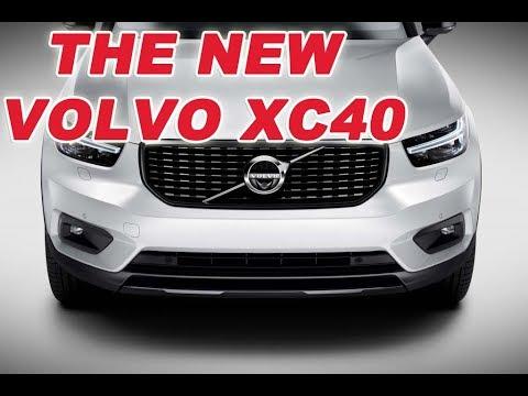 New Volvo XC40 2018 The Perfect SUV
